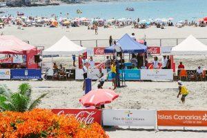 La Playa de los Cristianos será el escenario de la competición