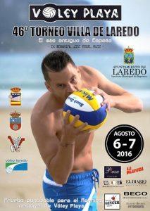 46 Torneo Vóley Playa Villa de Laredo