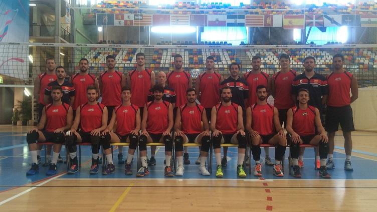 Selección masculina española